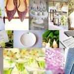 Inspiration Board: Summer Orchid