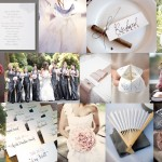 Inspiration Board: Pewter & Rose