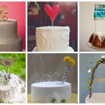 Cake Topper Alternatives