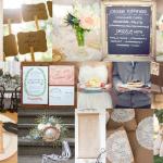 Inspiration Board: Pastel Protea