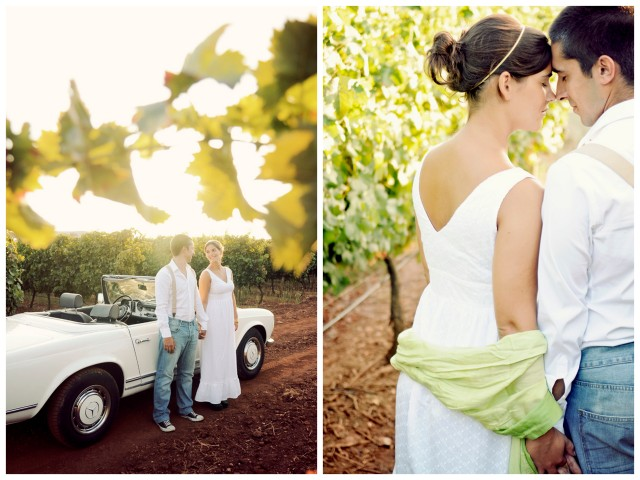 An Autumn Vineyard | SouthBound Bride
