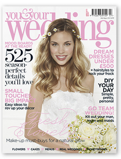 Featured in You & Your Wedding | SouthBound Bride