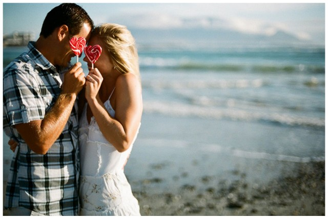 Beach Love Engagement Shoot | SouthBound Bride