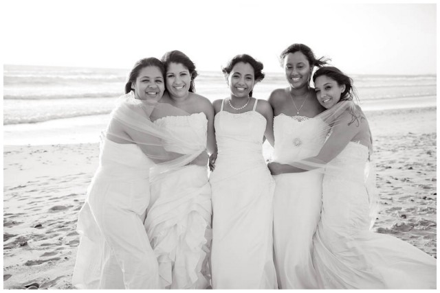 Five Brides | SouthBound Bride