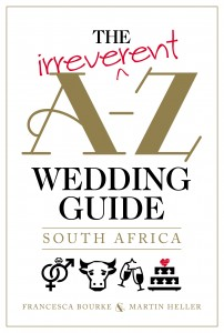 Book Extract {The Irreverent A Z Wedding Guide: South Africa} | SouthBound Bride