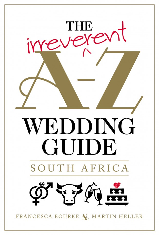 Q&A with Francesca Bourke {The Irreverent A Z Wedding Guide: South Africa} | SouthBound Bride