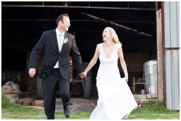 Real Farm Wedding {Nicola & Nick} | SouthBound Bride
