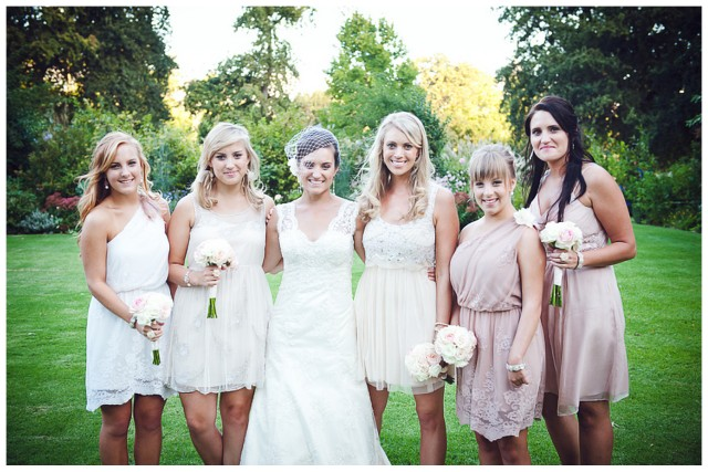 Real Garden Wedding At Rustenberg Wine Estate By Lauren
