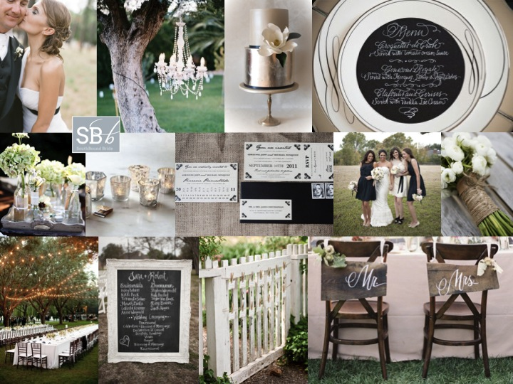 Inspiration Board: Together in Perfect Harmony | SouthBound Bride
