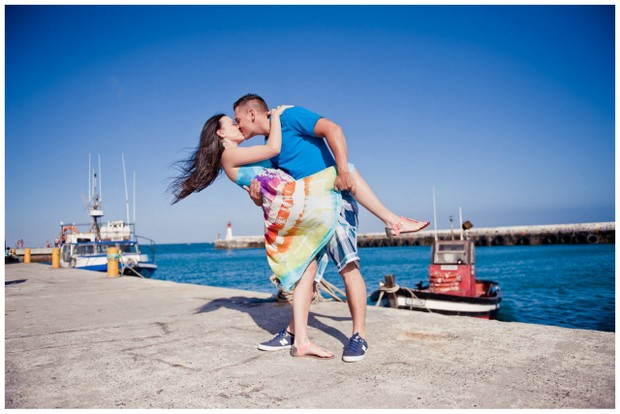 Kalk Bay Engagement Shoot | SouthBound Bride