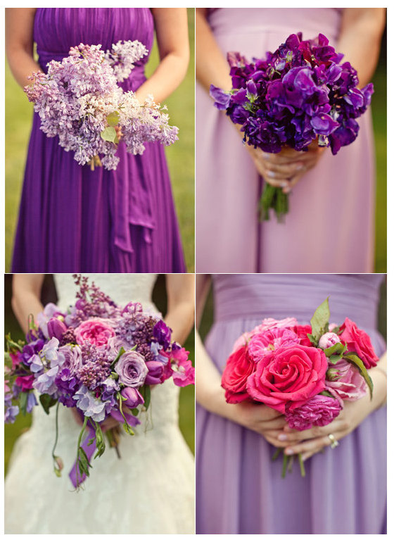 Mismatched Bridesmaid Accessories Part 1 {Bouquets} | SouthBound Bride