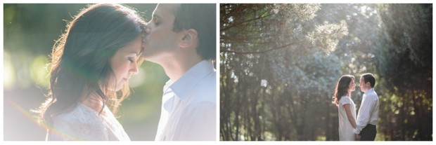 Dreamy Park Engagement Shoot | SouthBound Bride