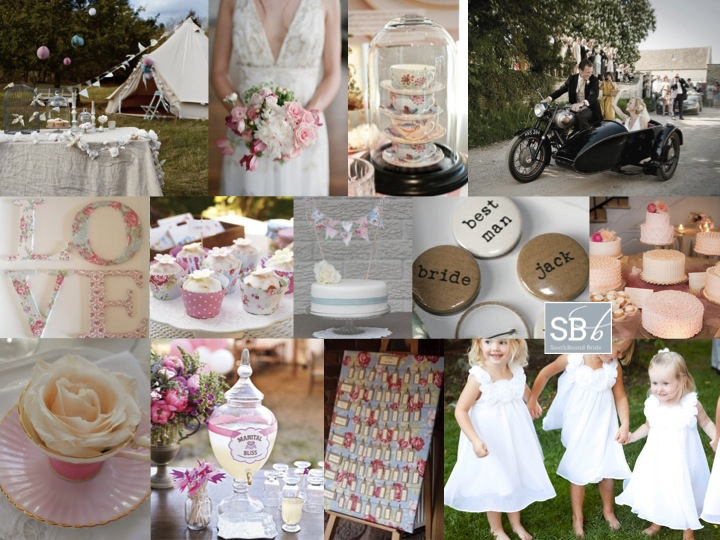 Inspiration Board: Village Fete | SouthBound Bride