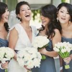 Mismatched Bridesmaid Accessories Part 1 {Bouquets}