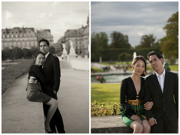 Paris Couple Shoot + WIN an Engagement Video | SouthBound Bride