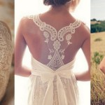 A Beautiful Illusion {Portrait Back Wedding Dresses}