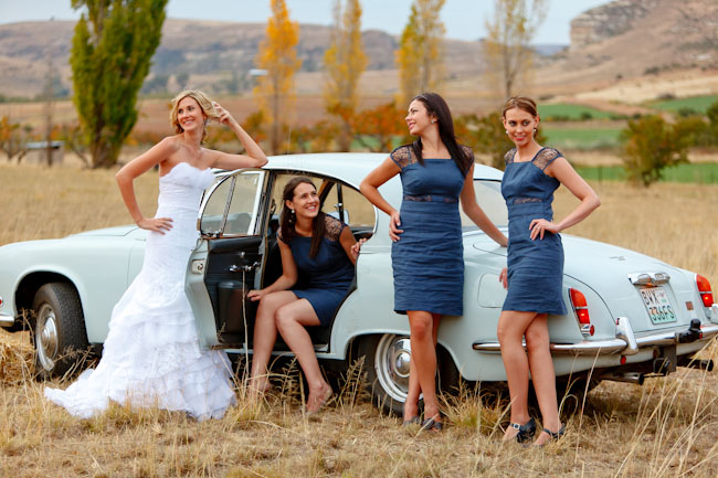 Real Wedding at Oranje Guest Farm {Liezel & Louw} | SouthBound Bride