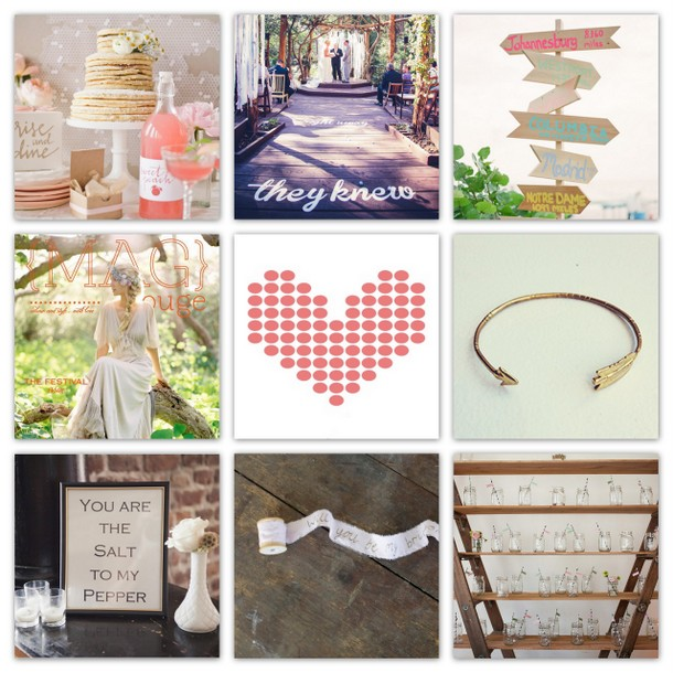 The Love List {15 Sept 2012} | SouthBound Bride