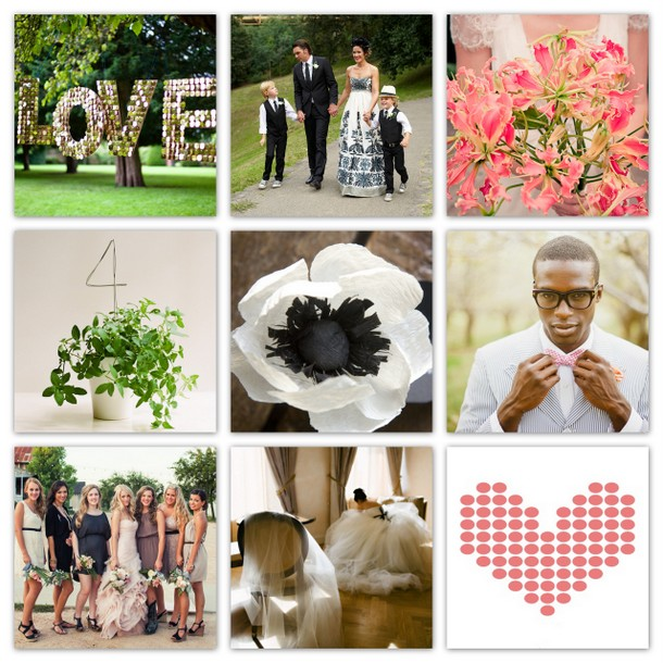 The Love List {8 Sept 2012} | SouthBound Bride