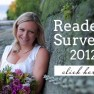 Reader Survey 2012