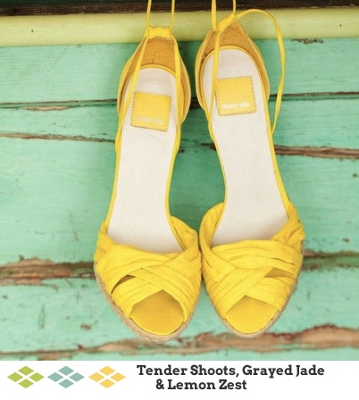Pantone Spring 2013 Colour Report | SouthBound Bride
