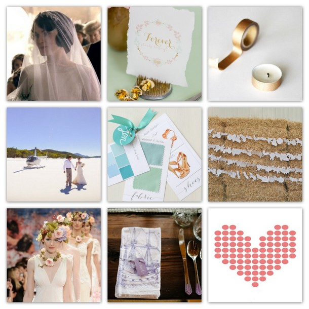 The Love List {21 Oct 2012} | SouthBound Bride