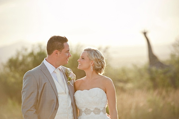 Real Wedding at Zulu Nyala Game Lodge {Janlyn & Grant} | SouthBound Bride