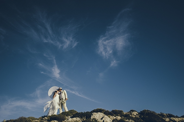 Real Wedding at Paternoster Lodge {Katie & Theoniel} | SouthBound Bride