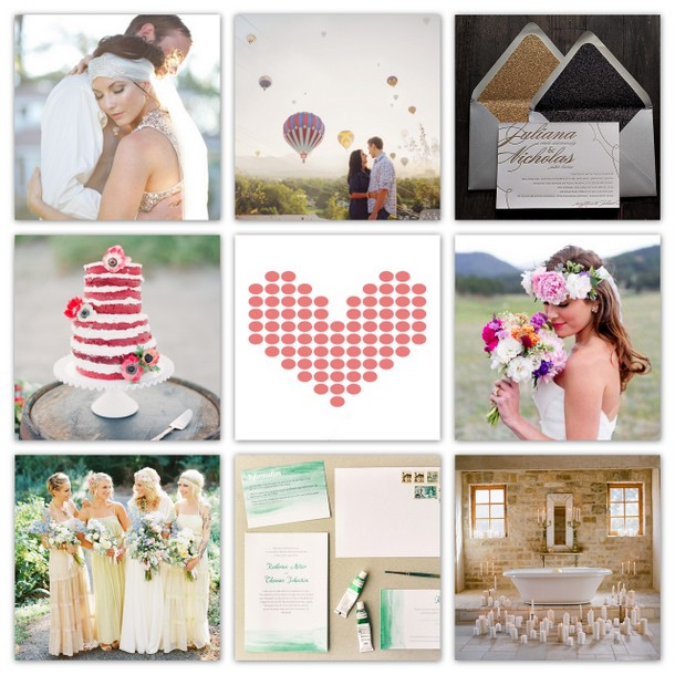 The Love List {28 Oct 2012} | SouthBound Bride