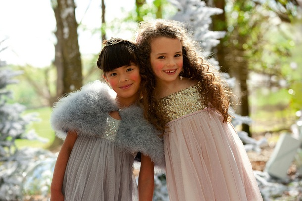 Flower Girl Dresses {Monsoon} | SouthBound Bride