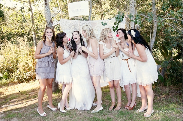 Guest Post: The Bridesmaids Duties | SouthBound Bride