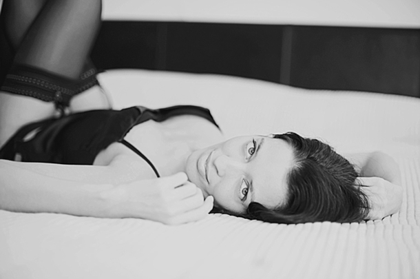Lazy Sunday Boudoir | SouthBound Bride