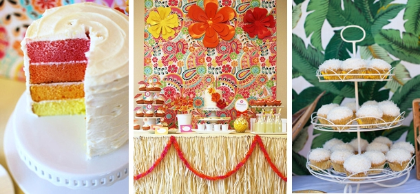 Hen Party Theme: Tropical Fever | SouthBound Bride