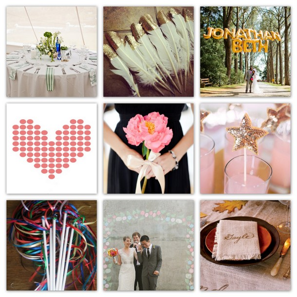 The Love List {18 Nov 2012} | SouthBound Bride