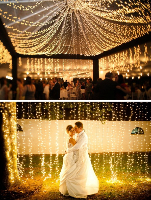 Fairy Wedding New 895 Lights