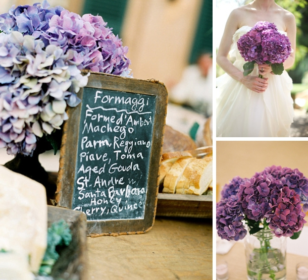 Wedding Flowers: Hydrangeas | SouthBound Bride