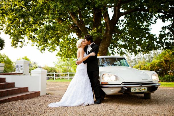 Real Wedding at Kleinevalleij {Helmare & Len} | SouthBound Bride