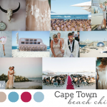 South African Wedding Style #3: Cape Town Beach Chic