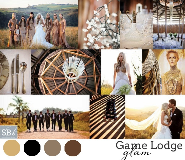 South African Wedding Style #2: Game Lodge Glam | SouthBound Bride