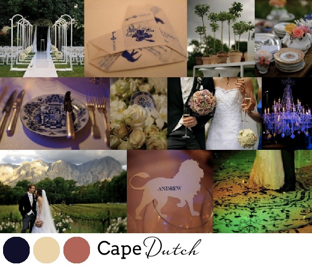 South African Wedding Style #4: Cape Dutch | SouthBound Bride