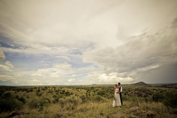 Real Namibian Wedding {Karolina & Arno} | SouthBound Bride