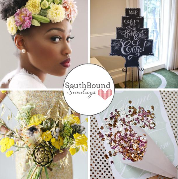 SouthBound Sundays {13 Jan 2013} | SouthBound Bride