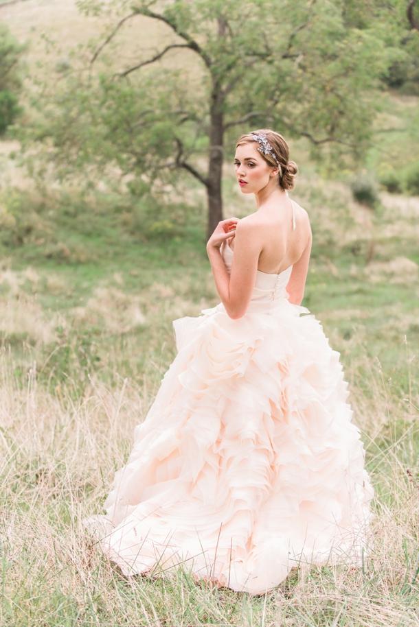 Sareh Nouri Spring 2013 Collection | SouthBound Bride