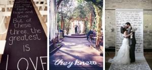 southboundbride-words-wedding-decor-aisles