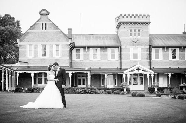 Real Wedding at Hilton Country Estate {Jill & Mike} | SouthBound Bride