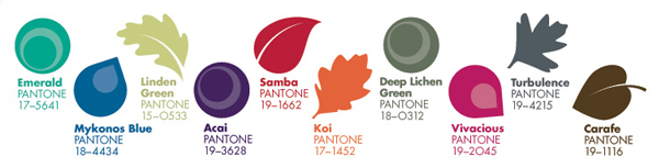 Pantone Fall 2013 Colour Report | SouthBound Bride