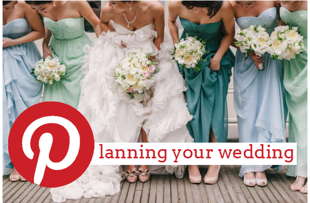 Planning Your Wedding With Pinterest | SouthBound Bride