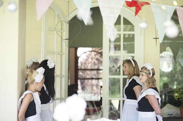 Real Bridal Shower: Downton Abbey | SouthBound Bride
