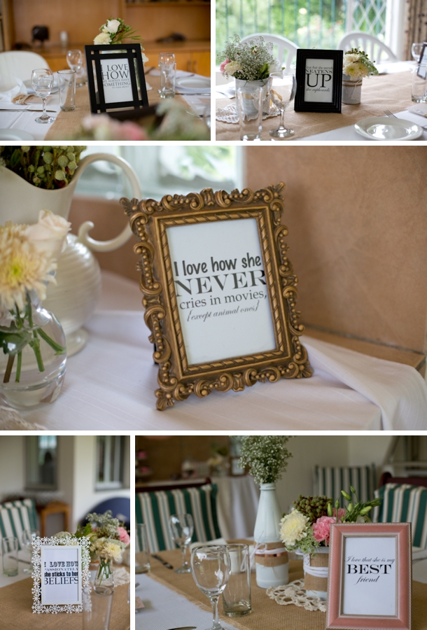 Real Bridal Shower: Rustic Coral | SouthBound Bride