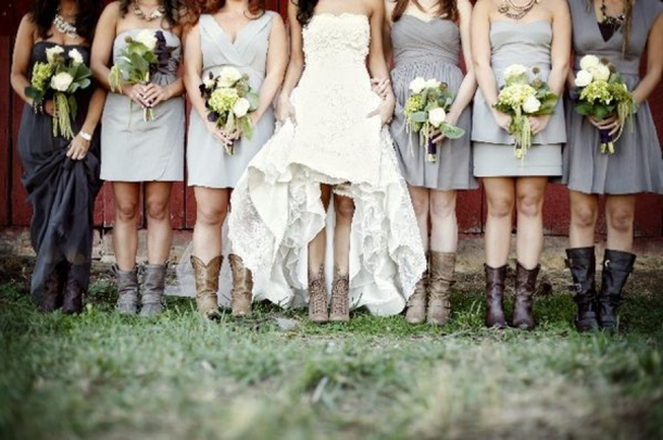 Real Life Bride #9: The Bridesmaids | SouthBound Bride